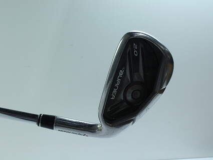 TaylorMade Burner 2.0 HP Single Iron 4 Iron TM Burner 2.0 85 Steel Regular Right Handed 39 in