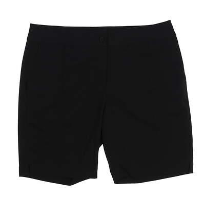 New Womens EP Pro NY Tech Shorts Size 4 Black MSRP $95 NS8000