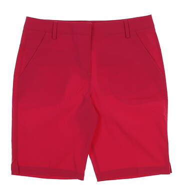 New Womens Puma Golf Shorts Size 10 Pink MSRP $65
