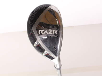 Callaway Razr X Tour Hybrid 3 Hybrid 21* Grafalloy ProLaunch Platinum Graphite X-Stiff Right Handed 40.25 in