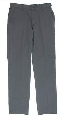 New Mens Adidas Golf Pants 30x32 Gray MSRP $75