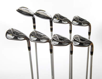 Nike Sasquatch Machspeed Iron Set 3H 4H 5-PW Nike UST Proforce Axivcore Steel Ladies Right Handed 37.25 in