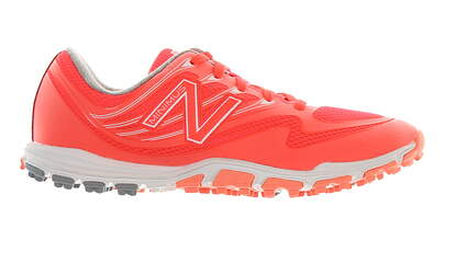 New Womens Golf Shoe New Balance Minimus Sport Medium 6.5 Coral MSRP $85