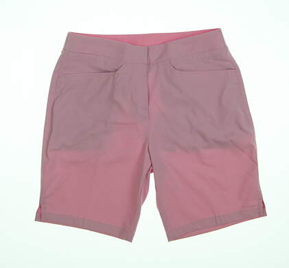 New Puma Golf Shorts MSRP $75. Womens size small. Pink.