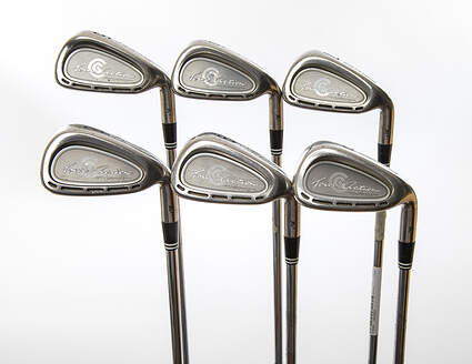 Cleveland TA7 Iron Set 5-PW True Temper Sensicore Steel Regular Right Handed 38 in