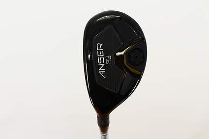 Ping Anser Hybrid 4 Hybrid 23* Ping TFC 800H Graphite Regular Left Handed 39.75 in
