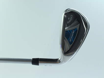Callaway Rogue Single Iron 7 Iron Aldila Quaranta Blue 40 Graphite Ladies Right Handed 36 in
