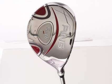 Mint Ping Faith Fairway Wood 7 Wood 7W 26* Ping TFC 169F Graphite Senior Right Handed 41.25 in