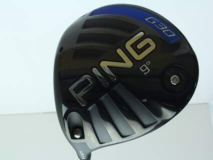Ping G30 Driver 9* Ping Tour 65 Graphite Regular Left Handed 45.25 in
