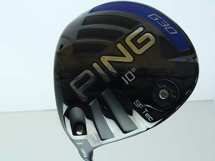 Ping G30 SF Tec Driver 10* Ping Tour 80 Graphite Regular Left Handed 44.75 in