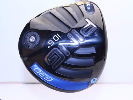 Ping G30 Driver 10.5° Ping TFC 419D Graphite Stiff Left Handed 45.5in