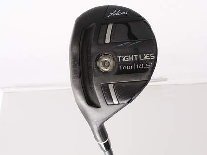 Adams 2013 Tight Lies Tour Fairway Wood 3 Wood 3W 14.5* Adams Aldila Tour Blue Graphite Stiff Left Handed 43 in