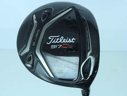 Titleist 917 D2 Driver 12* Diamana S+ 60 Limited Edition Graphite Stiff Right Handed 45 in