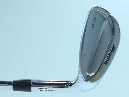 Mizuno MP 62 Single Iron Pitching Wedge PW FST KBS Tour Steel Stiff Right Handed 35.5 in