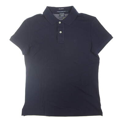 New Womens Ralph Lauren Golf Polo Size small Navy