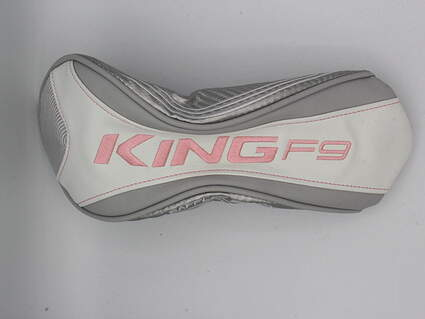 Cobra KING F9 Speedback Womens Fairway Wood Headcover White/Pink
