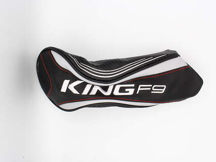 Cobra KING F9 Speedback Fairway Wood Headcover Black/White/Red
