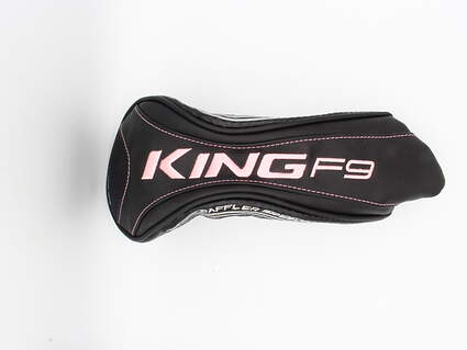 Cobra KING F9 Speedback Womens Fairway Wood Headcover Black/Pink