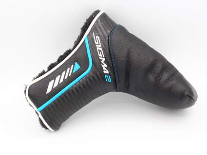 Ping Sigma 2 Anser Putter Blade Headcover Black/White/Blue