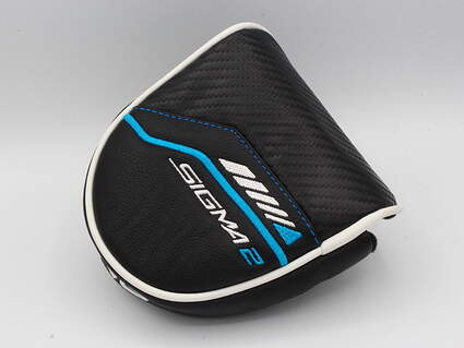 Ping Sigma 2 Mallet Putter Headcover Black/White/Blue