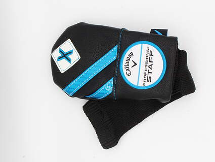 Callaway Professional Staff Hybrid Headcover Black/Blue/White