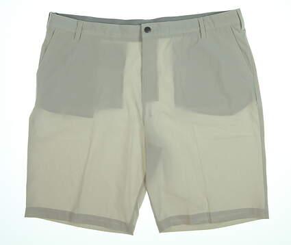 New Adidas Mens Golf Shorts Size 42 Tan