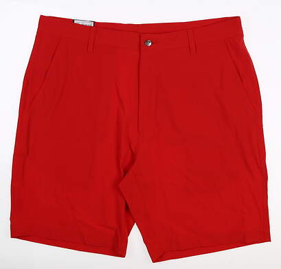New Mens Footjoy Performance Lightweight Golf Shorts Size 36 Red MSRP $75 23394