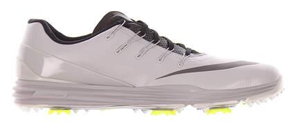 New Mens Golf Shoe Nike Lunar Control 4 11.5 Gray/Black/Volt MSRP $170