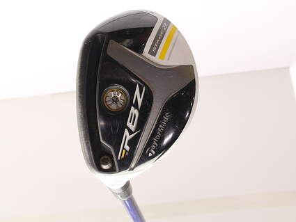 TaylorMade RocketBallz Stage 2 Tour Hybrid 3 Hybrid 18.5* Project X 6.0 Graphite Stiff Left Handed 41.5 in