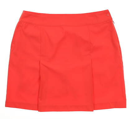 New Womens EP Pro Golf Skort Size 10 Pink MSRP $85 1110NAA
