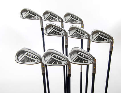 Ping I20 Iron Set 3-PW GW Project X 5.5 Graphite Regular Right Handed Yellow Dot 38.5 in