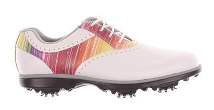 New W/O Box Womens Golf Shoe Footjoy eMerge Medium 9 White MSRP $90