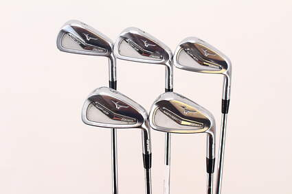Mizuno MP 25 Iron Set 6-PW Project X 5.5 Steel Stiff Right Handed 37.5 in