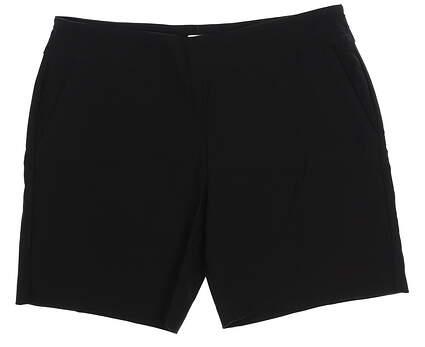 New Womens Footjoy Golf Shorts Size X-Large XL Black MSRP $85
