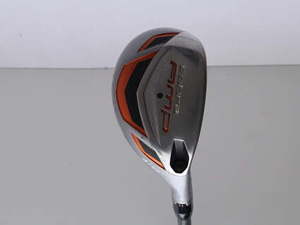 Cobra AMP Hybrid 4 Hybrid 22* Cobra Aldila RIP Graphite Senior Right Handed 39.75 in
