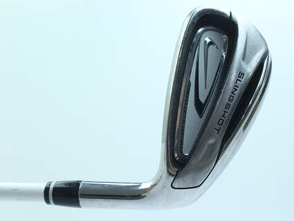 Nike 2010 Slingshot Single Iron Pitching Wedge PW Stock Graphite Shaft Graphite Ladies Right Handed 35 in
