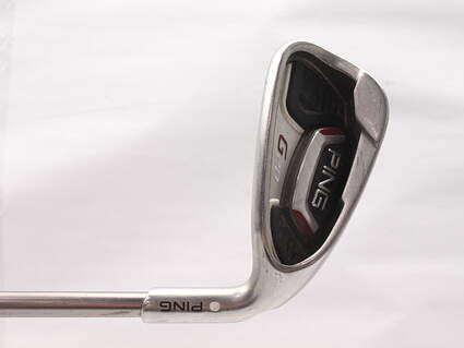 Ping G20 Single Iron 9 Iron Ping TFC 169I Graphite Stiff Right Handed White Dot 36.5 in