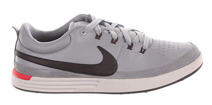 New Mens Golf Shoe Nike Lunarwaverly 9.5 Gray MSRP $160