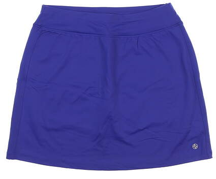 New Womens Lija Layered Skort Size Small S Royal Blue MSRP $110