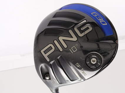 Ping G30 SF Tec Driver 10* Ping TFC 419D Graphite Stiff Left Handed 46 in