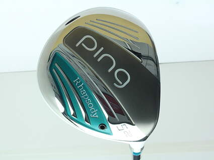 Ping 2015 Rhapsody Fairway Wood 5 Wood 5W 22* Ping TFC 80F Graphite Senior Right Handed 42 in