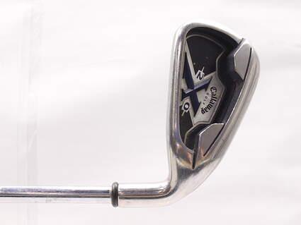 Callaway X-20 Single Iron 4 Iron True Temper Dynamic Gold S300 Steel Stiff Right Handed 38.5 in