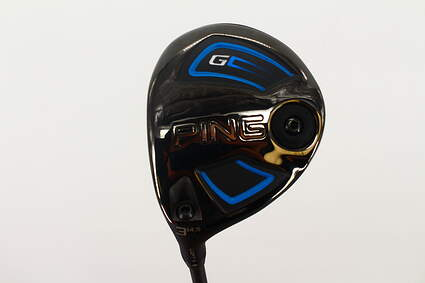 Ping 2016 G Fairway Wood 3 Wood 3W 14.5* Ping Tour 65 Graphite Stiff Left Handed 42.75 in