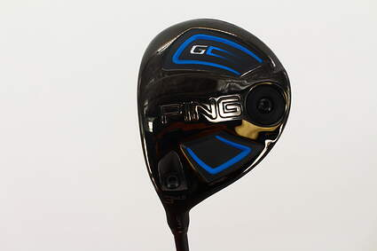 Ping 2016 G Fairway Wood 3 Wood 3W 14.5* Ping Tour 65 Graphite Regular Left Handed 43 in