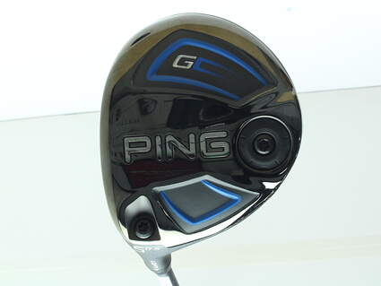 Ping 2016 G Fairway Wood 5 Wood 5W 17.5* ALTA 65 Graphite Regular Left Handed 42.5 in