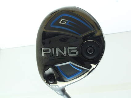 Ping 2016 G Fairway Wood 7 Wood 7W 20.5* ALTA 65 Graphite Senior Left Handed 42.25 in
