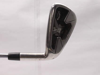 Callaway X-22 Tour Single Iron 5 Iron Project X Flighted 5.5 Steel Stiff Right Handed 38.5 in