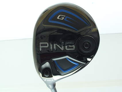 Ping 2016 G Fairway Wood 7 Wood 7W 20.5* ALTA 65 Graphite Regular Left Handed 41.75 in