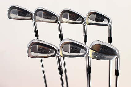Mizuno T-Zoid Pro II Forged Iron Set 4-PW Rifle 6.0 Steel Stiff Right Handed 38 in