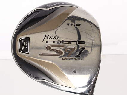 Cobra S9-1 M OS Driver 11.5* Cobra Tour AD 45 Graphite Senior Right Handed 45.5 in